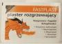Fastplast plaster rozgrzewający 12x18cm 50 szt