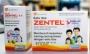 Zentel 2szt tabletki 200 mg; zawiesina 20 mg/ml